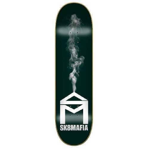 SK8MAFIA HOUSE LOGO SMOKE DECK 8.25 x 32