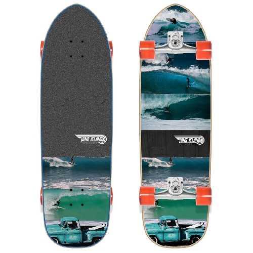 LONG ISLAND SWELL SURFSKATE 34 x 9.85 x 17
