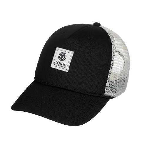 ELEMENT STINT TRUCKER CAP Flint Black