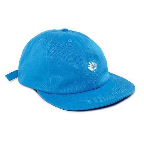 MAGENTA PLANT 6P CAP azur blue