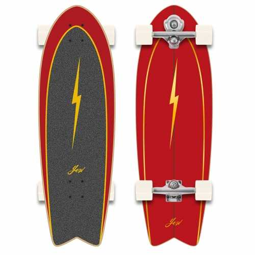 YOW SURF PIPE POWER SURFING SERIES S5 SURFSKATE 32 pouces