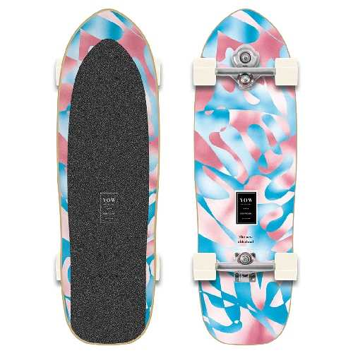 YOW SURF SNAPPERS HIGH PERFORMANCE SERIES S5 SURFSKATE 32.5 pouces