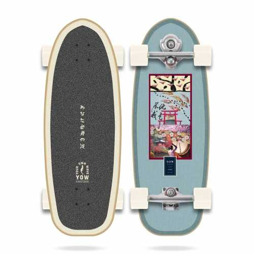 YOW SURF CHIBA CLASSIC SERIES S5 SURFSKATE 30 pouces