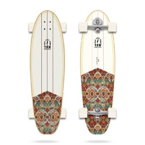 YOW SURF MALIBU CLASSIC SERIES S5 SURFSKATE 36 pouces