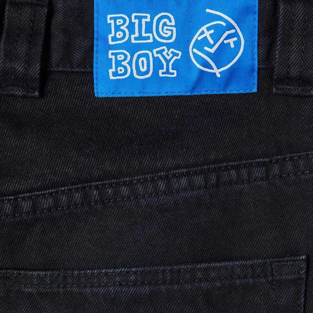 POLAR BIG BOY JEANS pitch black