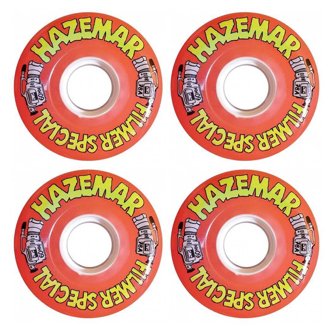HAZE HAZEMAR SOFT WHEELS 78A  60mm