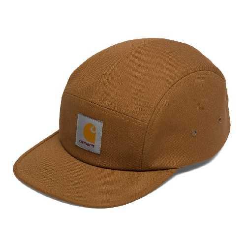 CARHARTT WIP BACKLEY CAP CANVAS hamilton brown