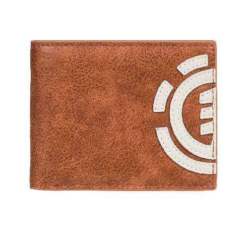 ELEMENT DAILY WALLET chocolate