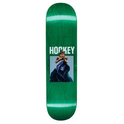 HOCKEY CHAPERONE ANDREW ALLEN DECK 8 x 31.66