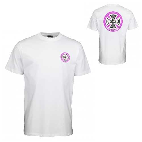 INDEPENDENT SUSPENSION SKETCH SS TEE White