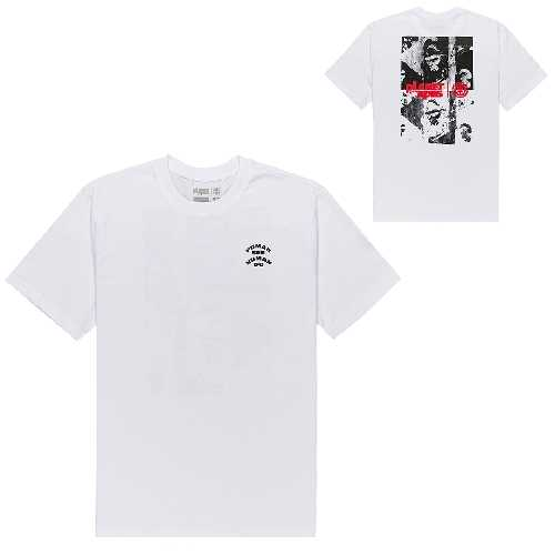 ELEMENT PLANET OF THE APES REVIVAL SS TEE optic white