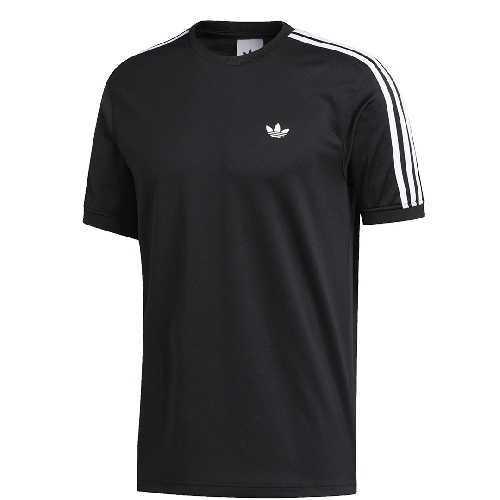 ADIDAS AERO CLUB JERSEY black white