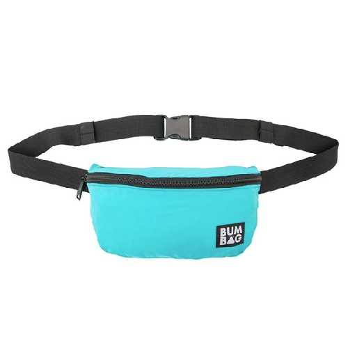 BUMBAG SQUIRREL POUCH HIP BAG PACK teal