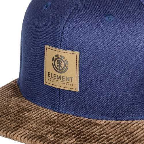ELEMENT PRIME CAP insigna blue